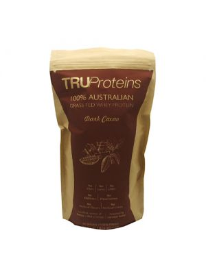 Truproteins 100% Grass Fed Whey 1Lb
