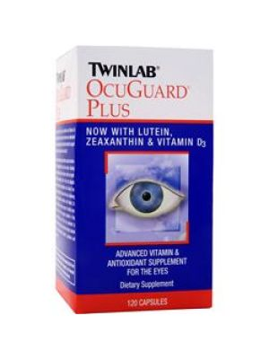 Twinlab Occuguard Plus w/ Lutein 120 Caps
