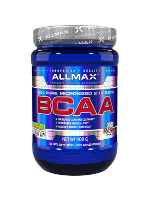 Allmax Nutrition BCAA 400 Grams