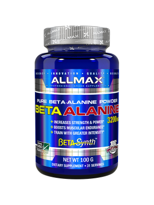 Allmax Nutrition Beta-Alanine 100 Grams