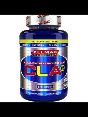Allmax Nutrition CLA95 150 Softgels (Bonus Size)