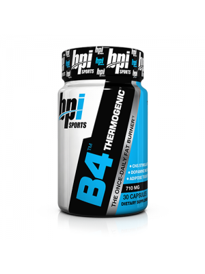Bpi B4 Thermogenic 30 Caps