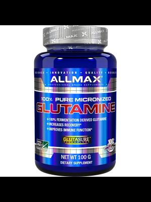 Allmax Nutrition Glutamine 100 Grams