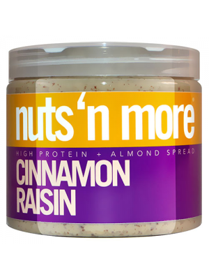 Nuts 'N More Cinnamon Raisin Almond Butter 16 Oz