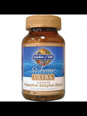 Garden of Life Omega-Zyme Ultra 90 Vege-Caps