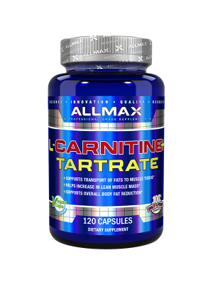 Allmax Nutrition L-Carnitine 500mg 120 Caps