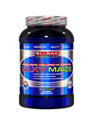 Allmax Nutrition Waxy Maize Unflavored 2000 Grams