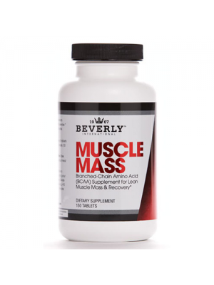 Beverly International Muscle Mass BCAA 150 tabs