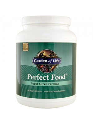 Garden of Life Perfect Food Super Green Formula 600 grams