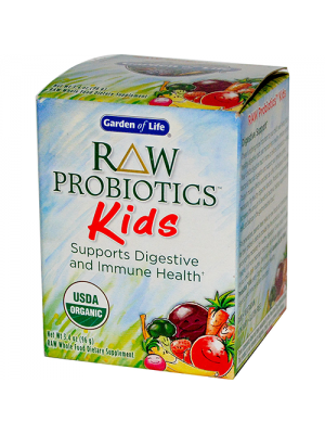 Garden of Life Raw Probiotics Kids 3.4 Oz