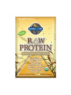 Garden of Life Raw Protein Packets 15/Box