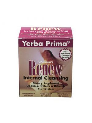 Yerba Prima Womens Renew (colon cleanser) 1 Box