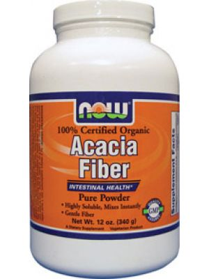 Now Foods Acacia Fiber 12 Oz