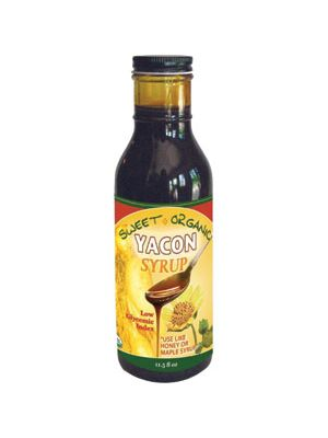 Amazon Therapeutic Labs Yacon Syrup 13 Oz