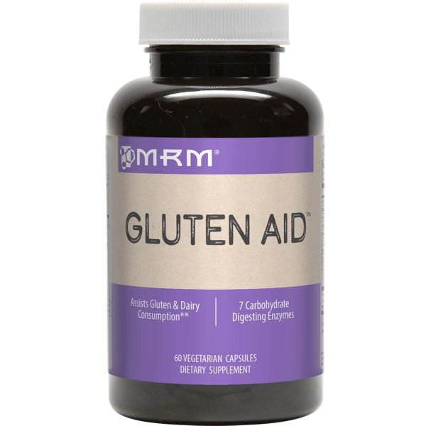 MRM Gluten Aid Front