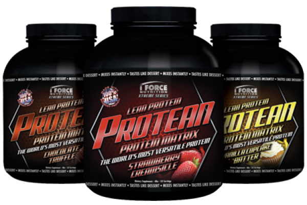 iForce Nutrition Protean
