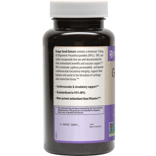 MRM Grape Seed Extract Info