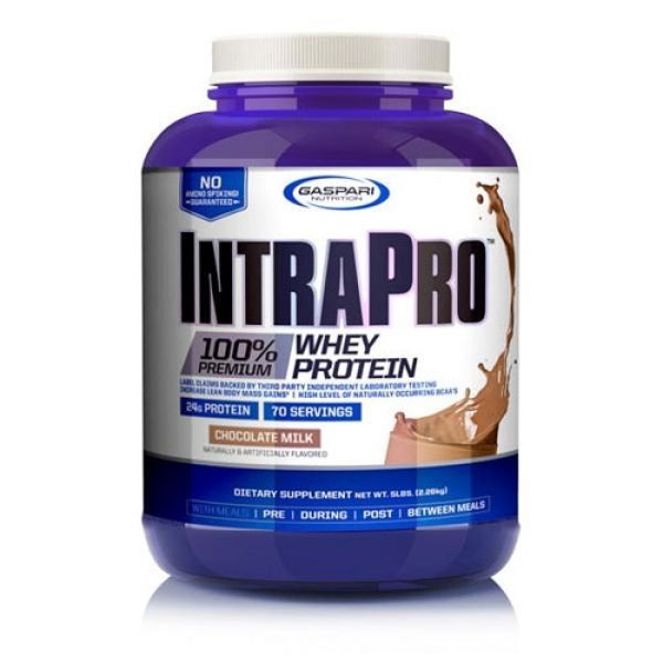 Gaspari Nutrition Intrapro 5 Lbs