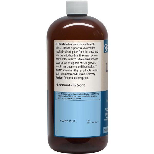 L-Carnitine 1000 32 fl oz Info