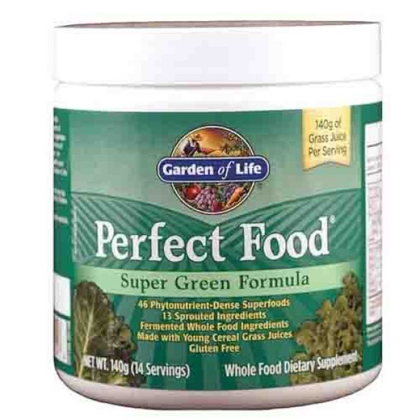 perfect food super green formula discount garden of life