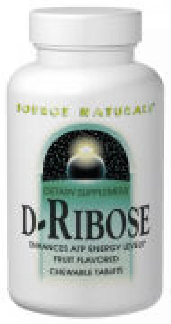 Source Naturals D-RIBOSE 200 Grams