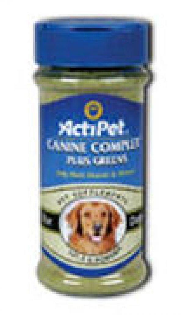 Canine Complex Plus Greens Discount Actipet Canine