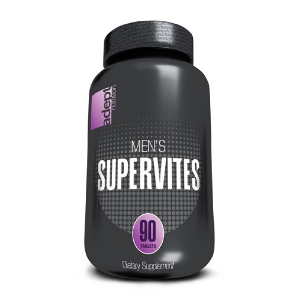 Adept Nutrition Mens Supervites 90 Tabs