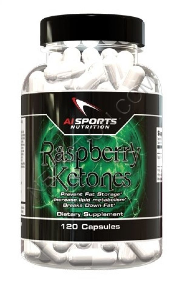 AI Sports Nutrition Raspberry Ketones