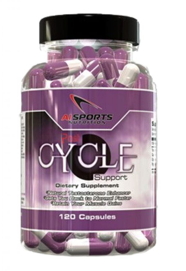 AI Sports Nutrition Post Cycle Support 120 Caps