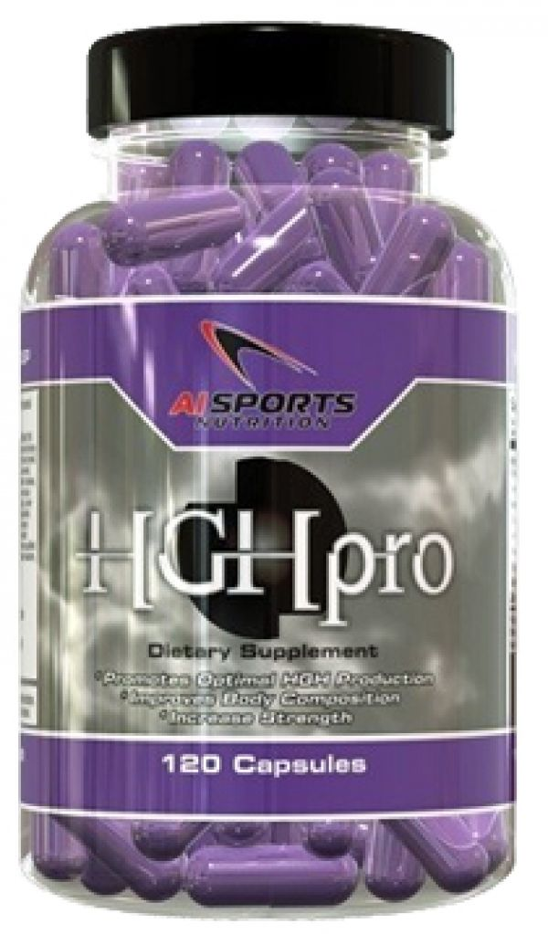 AI Sports Nutrition HGH Pro 120 Caps