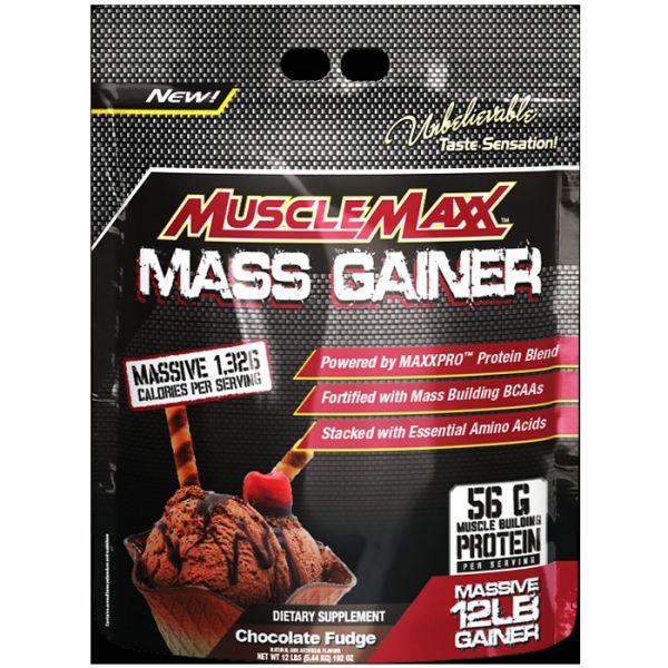 MuscleMaxx MuscleMaxx Gainer 12 Lbs