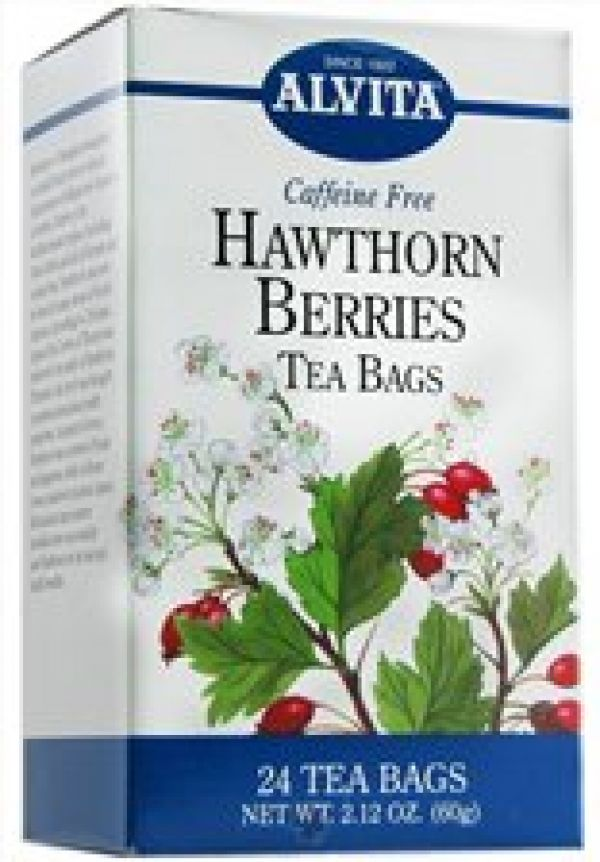 Alvita Hawthorn Berries Tea