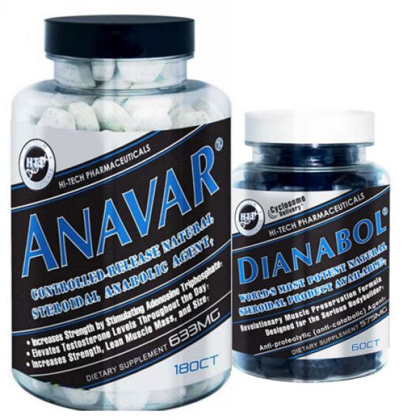 what are anavar pumps