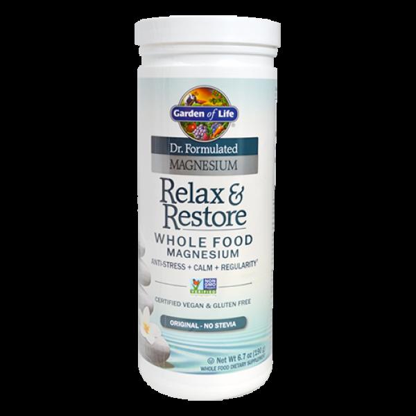 Garden Of Life Relax Restore 13 4 Oz