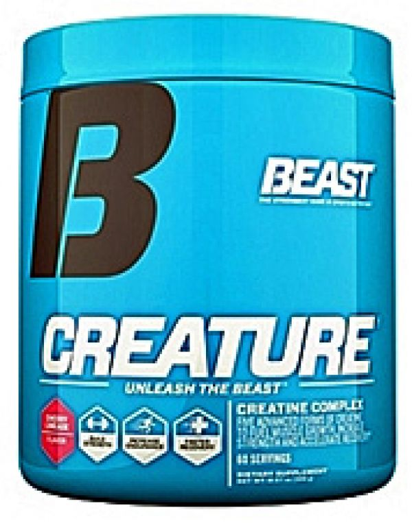 Beast Sports Nutrition Creature Citrus 60 Servings