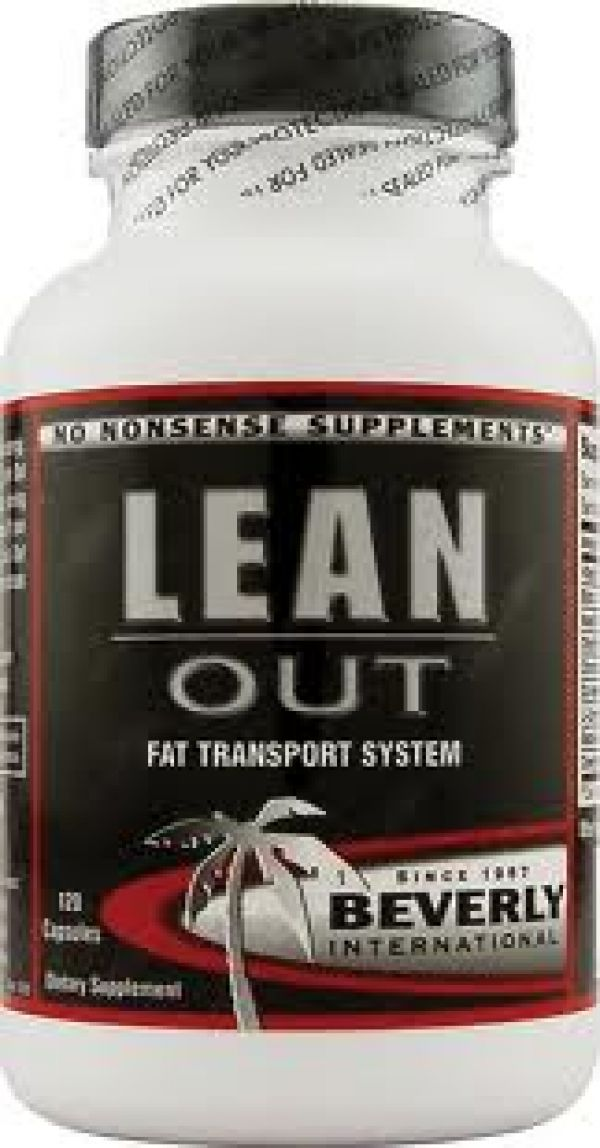 Beverly International Lean Out Fat Burning Supplement
