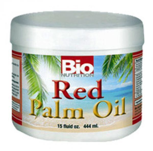 Bio Nutrition Red Palm Oil 15 Fl Oz