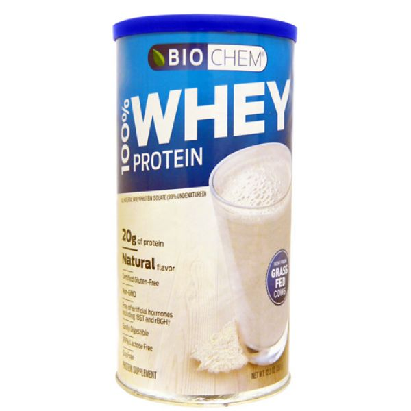 Biochem 100% whey protein
