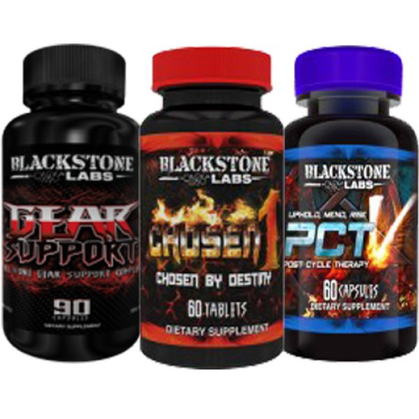 Blackstone Labs Chosen1 Stack