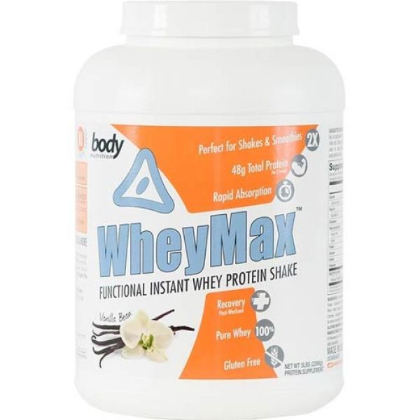 Body Nutrition WheyMax 5 Lbs