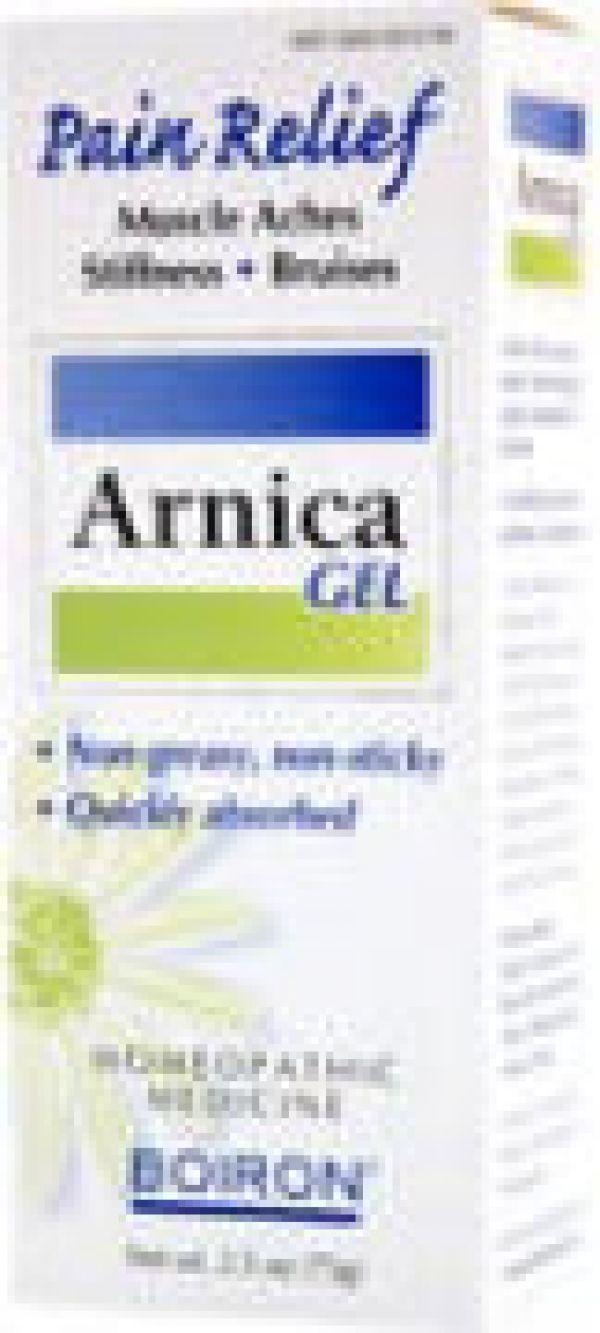 Boiron Arnica Gel 2.5 Oz