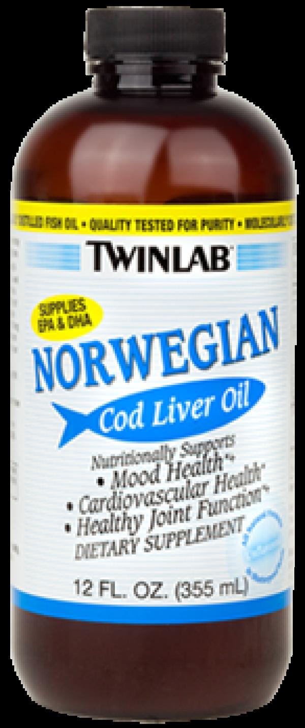 Twinlab Cod Liver Oil