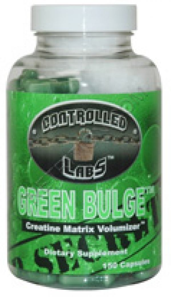 Controlled Labs Green Bulge 150 Capsules