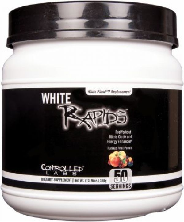 Controlled Labs White Rapids 50 Servings