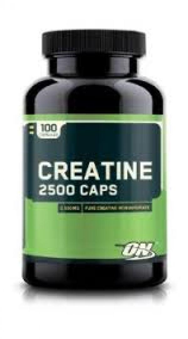 Optimum Creatine 2500-100 Caps