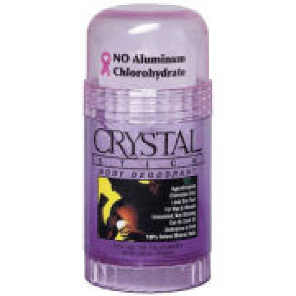 Crystal Body Deodorant Stick 4.25 Oz