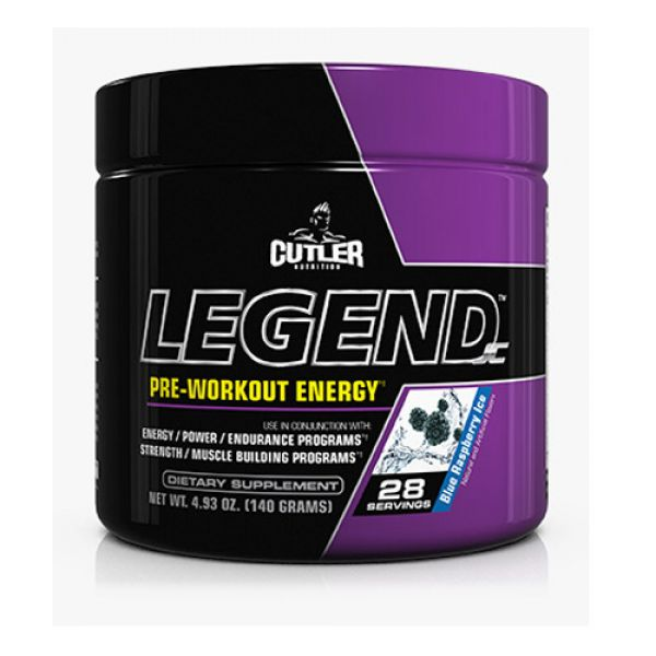 Cutler Nutrition Legend 28 Servings