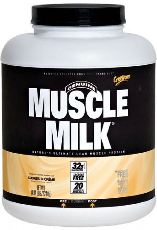 CytoSport Muscle Milk 4.94 Lbs