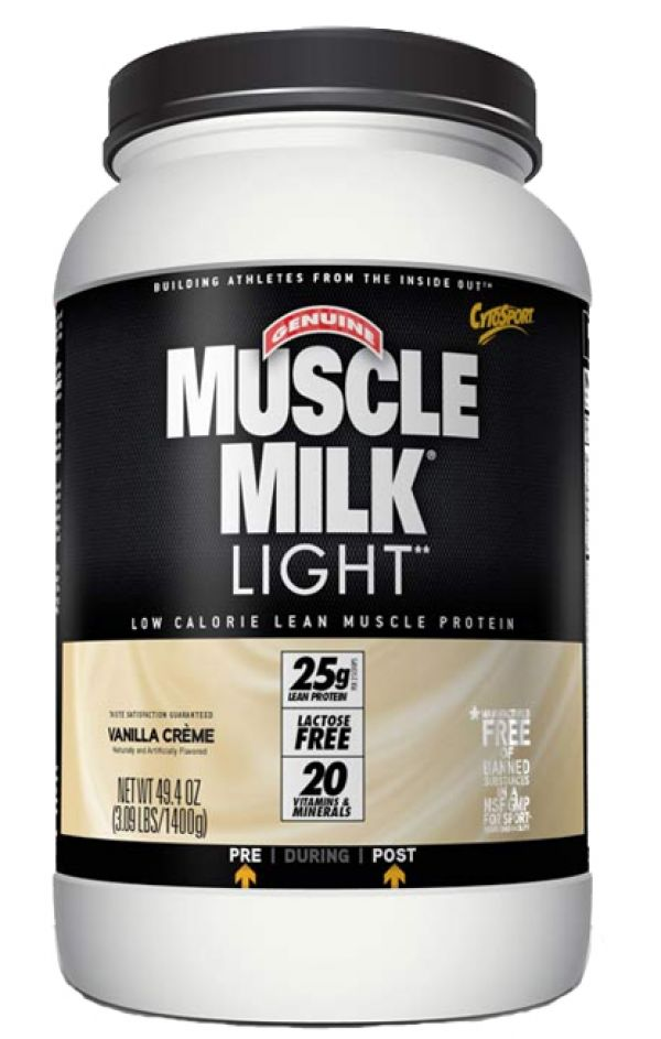 CytoSport Muscle Milk Light 3.09 Lbs