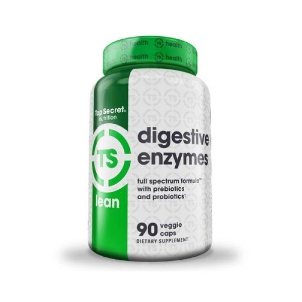 Top Secret Nutrition Digestive Enzymes